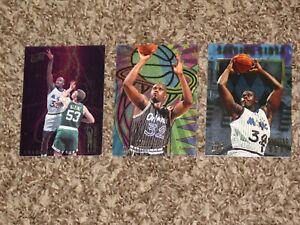 Shaquille O'Neal 1993 1994 1995 1993-94 Fleer Ultra Scoring Kings 3 Card HOF LOT