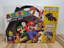 Mario Party 7 Bonus Set Gamecube Box Only - No Console