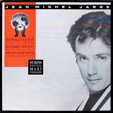 """Jean-Michel Jarre 12"""" Rendez-Vous IV - France (EX+/EX+)"""