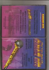 THE VERY BEST OF KARAOKE HITS SET 7 CDG/MP3+G BONUS DVD