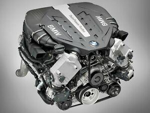 2009 - 2015 NEW BMW 550I 650I 750I 4.4L N63 N63TU ENGINE MOTOR W/2YEAR WARRANTY!