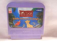 Jeu V Smile LE ROI LION Simba découvre la jungle