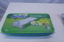 Swiffer Sweeper Wet Mopping Cloths 12 Pack Box with Lavender