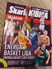 Preview Guide Basketball Polish League Energa Basket Liga season 2018-19  Poland