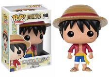 One Piece Pop! Funko Monkey D Luffy Vinyl Figure Animation n° 98