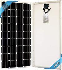 placa Solar 160w Monocristano modulo Panel solar fotovoltaico 12V