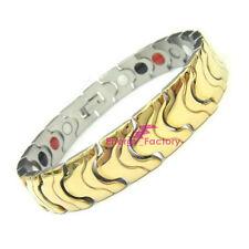 Magnetic Bracelet Bio-Energy 4in1 Magnets Germanium FIR + Anion Wristband