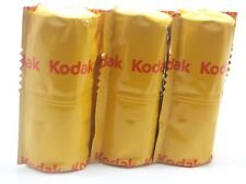 3 x KODAK EKTAR 100 120 ROLL CHEAP COLOUR PRINT FILM by 1st CLASS ROYAL MAIL