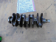 FIAT LANCIA  1.2 PETROL CRANKSHAFT  FROM 8 & 16 VALVE ENGINE PUNTO & OTHERS