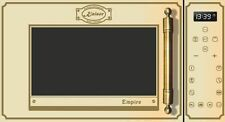 Kaiser Empire M2500 ElfEm Mikrowelle 25L Grill Heißluft Full TouchControl MEMORY