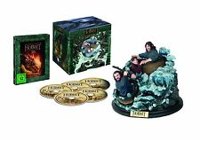 The Hobbit The Desolation of Smaug COLLECTORS Edition Blu ray 3D WETA *German*