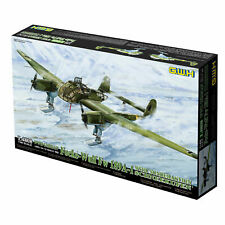 Lion Roar / Gwh L4808 - 1/48 WWII German Fw 189A-1 W. Sa Snow Blades - New