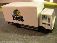 1/87 Wiking Iveco Eurocargo Koffer DASS 425 1 B