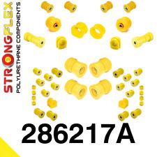 Nissan Skyline R33, 34 & GT-R  PU-Lager Buchsen Satz SPORT  VA+HA StrongFlex