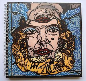 Robert COMBAS - Marilyn - Ouvrage édition numérotée (livre et CD audio)