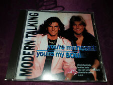 CD Modern Talking / Youre my Heart youre my Soul - Album 1999