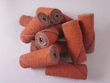 "Porting & Polishing Straight Ceramic 1/2"" x 1.5"" 80 grit 10 Cartridge Rolls"