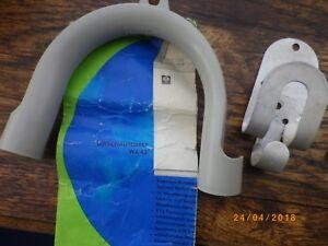 WA 45 DDR VEB Anleitung, Rohr- und Kabelhalterung Waschmaschine