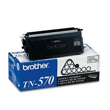 NEW GENUINE SEALED BROTHER TN-570 TONER CARTRIDGE HL-1650 MFC-8420 DCP-8020
