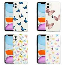 For iPhone 11 Pro Max, X/XR/Xs Max, 7/8, SE2 Butterfly Cute TPU Soft Phone Case