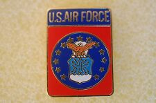 US USA USAF Air Force Military Hat Lapel Pin