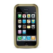 Étuis, housses et coques avec clip iPhone 3GS en silicone, caoutchouc, gel pour téléphone mobile et assistant personnel (PDA)