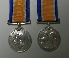 BRITISH WW1 SILVER WAR MEDAL..BRAMMAH...R.A.F
