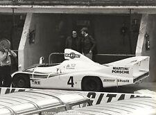 Porsche 936. Ickx, Haywood, Barth. Winner, Le Mans 1977. Vintage photo. L157
