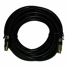 75 Ft High Performance Mini Din 4pin S-Video SVideo Cable For TV/VCR/DVD/CABLE
