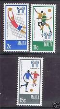 Football Mint Never Hinged/MNH Maltese Stamps (1964-Now)