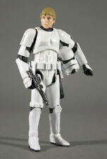 Luke Skywalker Stormtrooper Disguise LEGACY Collection TLC ..LOOSE & COMPLETE