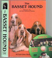 BASSET HOUND 350pg Manual + Free Training DVD