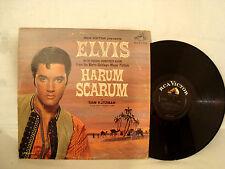 ELVIS PRESLEY HARUM SCARUM WHITE RCA VICTOR MONO LPM 3468