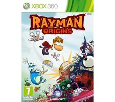 ** Scellé ** RAYMAN ORIGINS (Microsoft Xbox 360, 2011) PAL