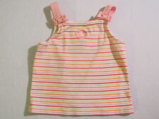 "Gymboree ""Beach Shack"" Multi Colored Stripe Tank Top, 3T"