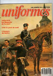 Uniformes N°106, Septembre 1987, les hussards de la mort