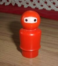 Set 945 Fisher Price Little People orange Deep Sea Diver offshore cargo RARE EUC