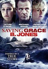 Saving Grace B Jones DVD