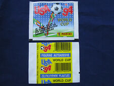 Panini WM WK WC 1994 USA 94, packet/Tüte/bustina, rare Dutch/Netherlands version