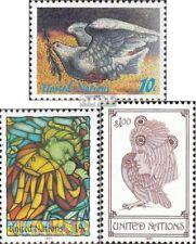 VN - Niew York 668-670 gestempeld 1994 Postzegels