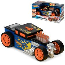 Hot Wheels Bone Shaker Flame Thrower Sounds Noises Hot Rod SFX Motorized
