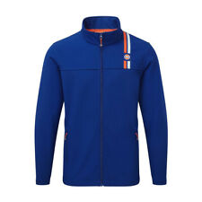 GULF Racing Mens Teamline Softshell Jacket - size L