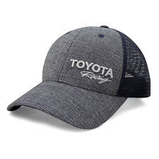 Toyota Racing Blue Steel Baseball Cap Baseball Hat
