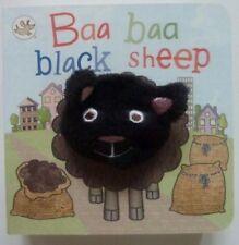 Little Learners Baa Baa Black Sheep by Parragon Books Ltd (Puppet book, 2014)