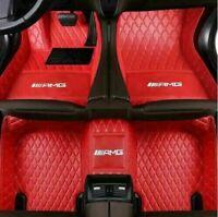 Fußmatten nach Maß für Mercedes-Benz SLC R172 & SLK R171, R172
