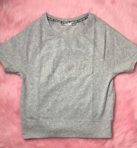 VICTORIA'S SECRET SPORT Short-Sleeved Jumper / Sweater - Small - UK SELLER