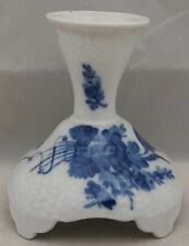 "Royal Copenhagen Blue Flowers 4"" Candlestick"