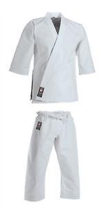 Tokaido Karate Kata, JKA Martial Arts Gold Gi, 14oz - Japanese Cut