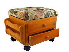 Wooden Vintage/Retro Footstools