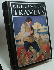 Gullivers Travels by Jonathan Swift illustrated by Milo Winter